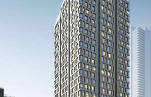 Toll Brothers, Seattle, Belltown, TeamRise Group, CallisonRTKL, Studio 19 Architects, Franklin Apartments