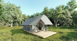Glampique, hotel operators, hospitality industry, Luxury Furnished Tents, Outdoor Recreation