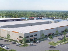 Vector Development Company, Pacific Northwest, Marysville Investment Partners, Arlington Marysville Manufacturing Industrial Center, Everett, Boeing, Lance Mueller Architects