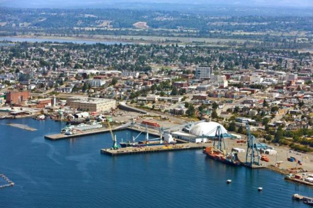 Port of Everett, Kimberly-Clark, Everett, Snohomish County, Washington State Legislature