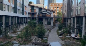 Seattle, Runberg Architecture Group, Capstone Partners, Vulcan Real Estate, Esterra Park, Redmond, Gold Nugget Awards, Overlake