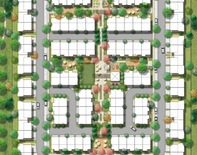 Seattle, MJS Investors, Bothell, life-sciences, Snohomish County, Toll Bros Inc. Townhome project, Immunex Corporation, King County