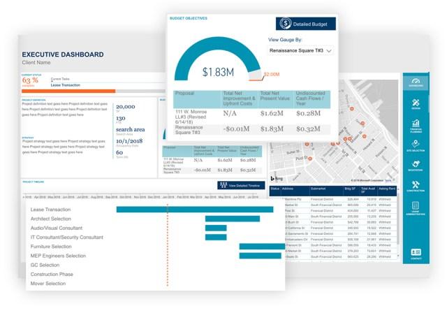 TenantSee, Cushman & Wakefield, Tenants, brokers, landlords, contractors, real estate, office