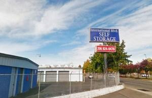 Marcus & Millichap, International Boulevard Self Storage, SeaTac, National Self-Storage Group, SeaTac International Airport, King Couny