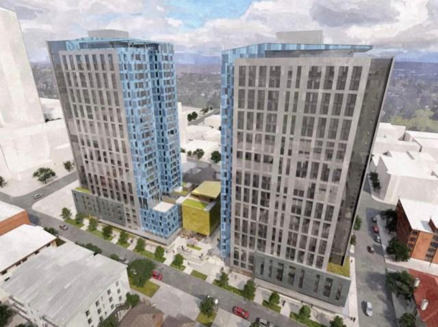 Seattle, University District, Landmark Properties, Ankrom Moisan Architects, Northeast Design Review Board, University of Washington