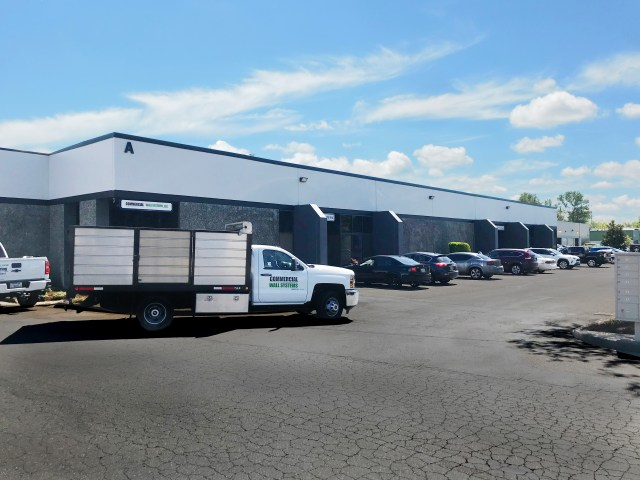 Colliers International, TA Realty, Kent, Auburn, Pacific West Business Center, White River Corporate Business Park, Bill Condon, Matt McGregor