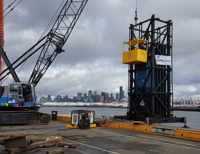 Hart Crowser, Seattle, Port of Seattle
