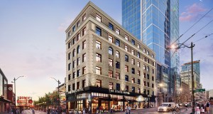 Seattle, Lake Union Partners, State Hotel, Weinstein A+U, Seattle Landmarks and Preservation Board, Columbia Hospitality