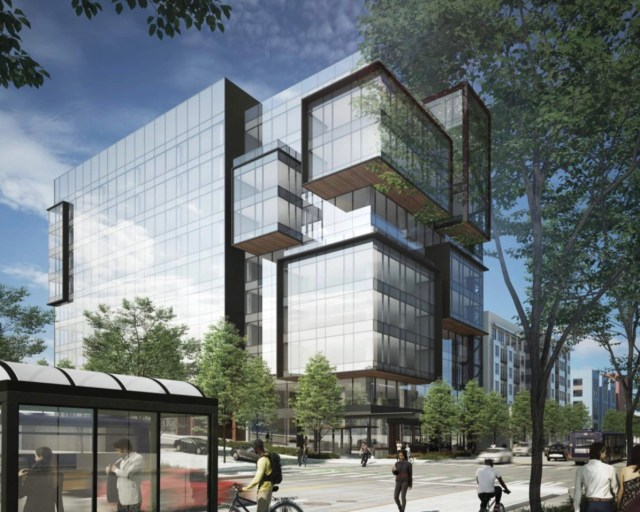 Alexandria Real Estate, South Lake Union, ZGF Architects, Site Workshop, Seattle, University of Washington Medicine, Facebook