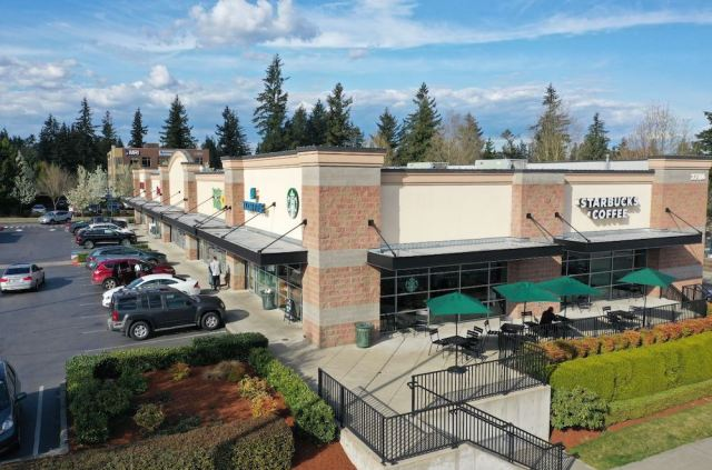 Seattle, Ashton Capital Corporation, LakePointe Urban Village, Covington Center, TD Commercial Investments LLC, Covington