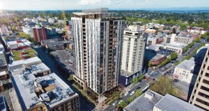 BarrientosRYAN, Runberg Architecture Group, University District, Seattle, The M, Core Tower