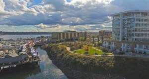 Sound West Group, Marina Square, Bremerton, Pyatt Broadmark Management, Palmer Capital Inc.