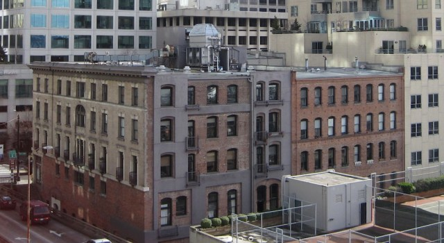 Seattle, Urban Visions, Rubicon Point Partners, Downtown Review Board, NBBJ, S Campus, Office of Preservation, Pioneer Square