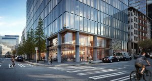 WeWork, We Live, Martin Selig Real Estate, Third and Lenora, Seattle, 15th and Market, Broderick Group