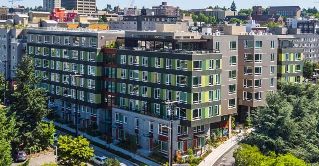 Vulcan Real Estate, Security Properties, Augusta Apartments, Seattle, STARS REI