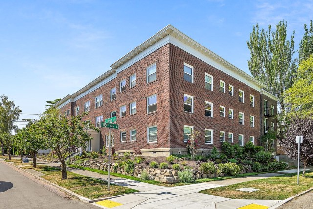 Roxborough Apartments, Seattle, Kidder Mathews, Capitol Hill, Puget Sound, Hamilton Urban Partners