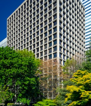 Washington Holdings, Urban Renaissance Group, Park Place, Gensler, Eastdil Secured