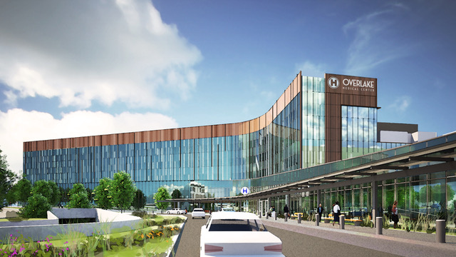 GLY Construction, Overlake Medical Center, Seattle, Bellevue