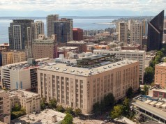 Macy's, Starwood Capital Group, 300 Pine, Seattle, Amazon