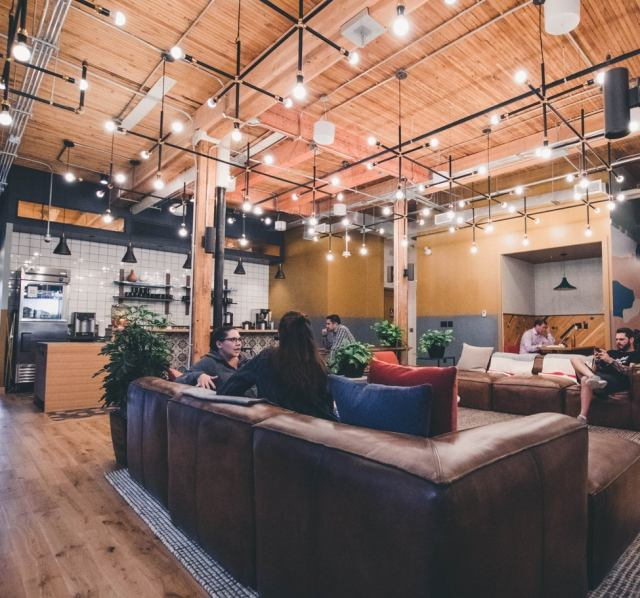 "Report: Cultural Shift Towards Co-Working Is ""Undeniable"