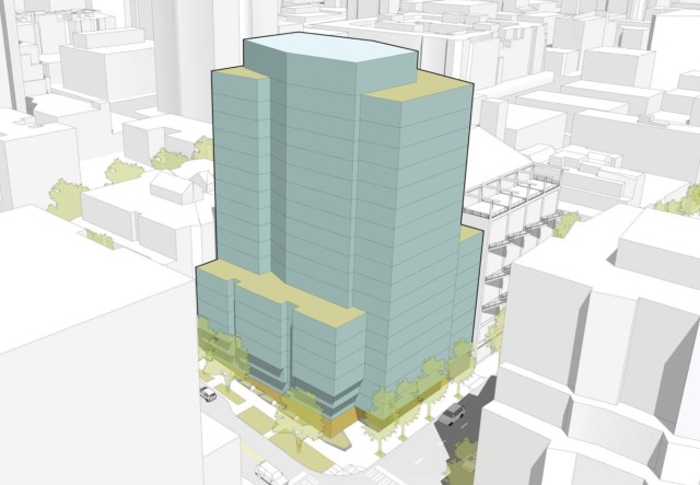 Belltown, Seattle, GGLO, Saratoga Capital Inc., Living Building Challenge, 2616 Western