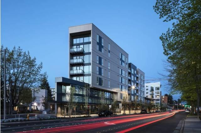 The Triangle, Redmond, Tiscareno Associates, Legacy Partners, Flatiron Building