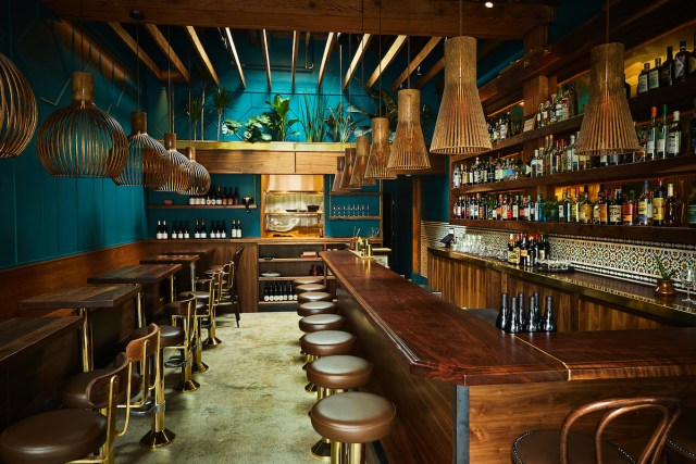 Manolin, Seattle, Rupee Bar, Ballard, Heliotrope