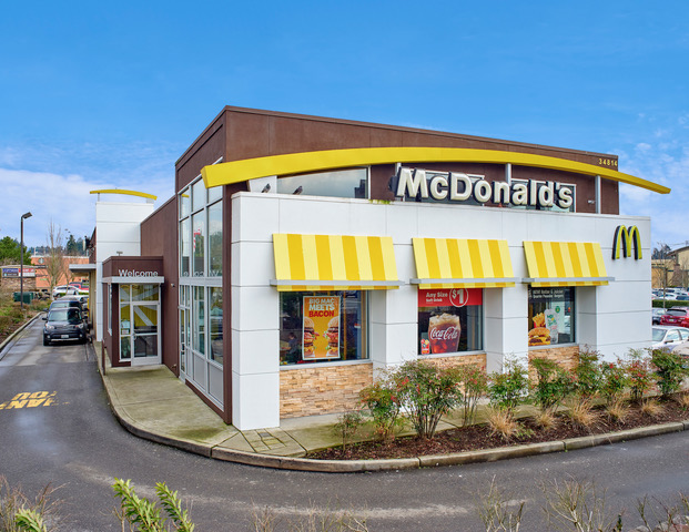 CBRE, Federal Way, Seattle, McDonald's, Fana Group of Companies