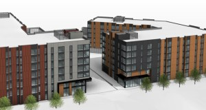 SummerHill Apartment Communities, Bellevue, Summerhill Highland Park, Runberg Architecture Group, Marcus and Millichap