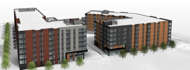 SummerHill Apartment Communities, Bellevue, Summerhill Highland Park, Runberg Architecture Group, Marcus and Millichap