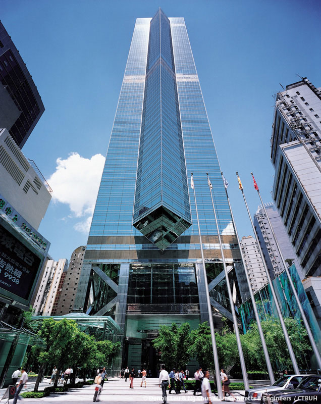 Expedia, Hong Kong, The Center, Seattle, Cushman and Wakefield
