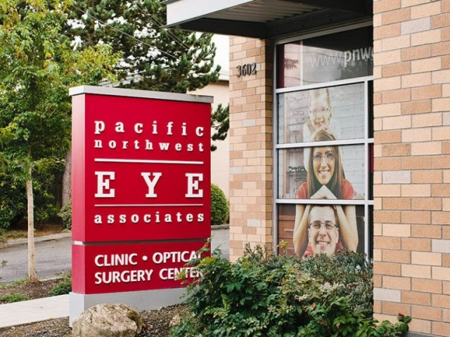 Healthcare Realty, Northwest Eye Associates, Tacoma