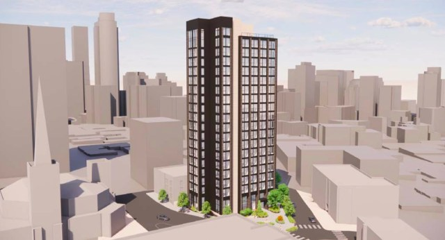 Pryde Development Company, Clark Barnes Architecture, 1422 Seneca, Seattle