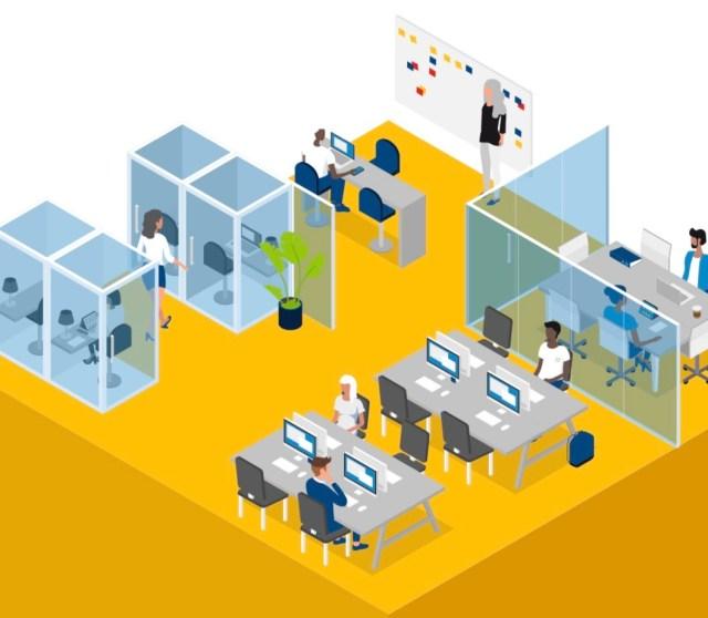 Colliers International, Workplace Advisory Team