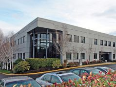 Redmond East Microsoft Kennedy Wilson CBRE Bio-Rad Laboratories Spiration Compass Group USA Eastside office market