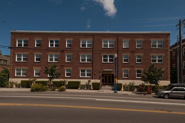 Bayside Garden Apartments, Kidder Mathews, Tacoma, TYRODA LLC, Targa Real Estate