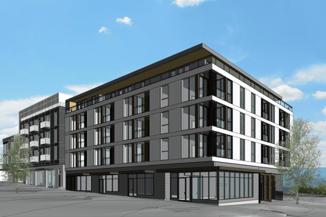Inland Group, Colliers, Seattle, Pryde Development, Ballard, Ballard Crossing