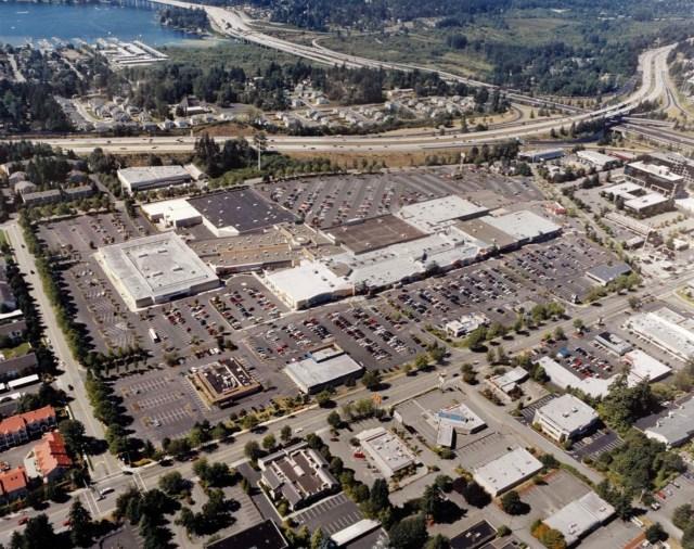 Kimco Realty, Bellevue Factoria Mall, Bellevue, DLR Group, Runberg