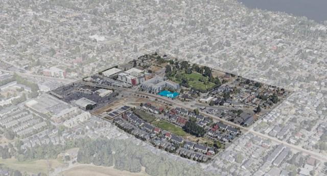 OZ Navigator, Othello Residential Urban Village, 7324 MLK Jr. Way S., Neiman Taber Architects, KAren Kiest Landscape Architects, Seattle