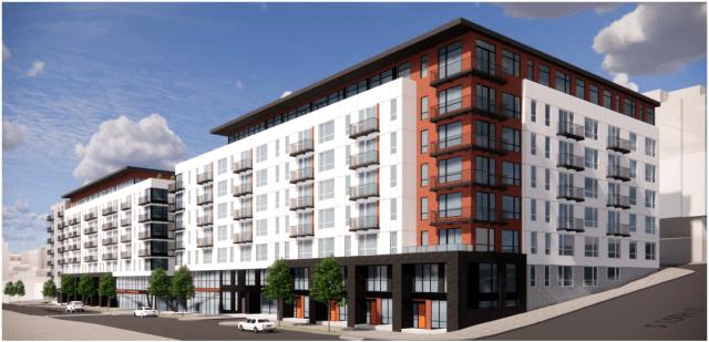 NorthMarq, Tacoma, Seattle, Tacoma Plaza, Trent Development, Bridge Investment Group, Studio 19 Architects, Rush Commercial Construction, Gig Harbor