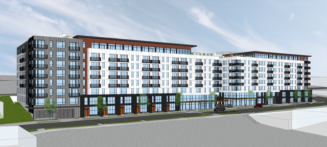Trent Development, Tacoma, Opportunity Zone, Brewery District, Top Golf, Studio 19 Architects, Rush Construction, Blanton Turner
