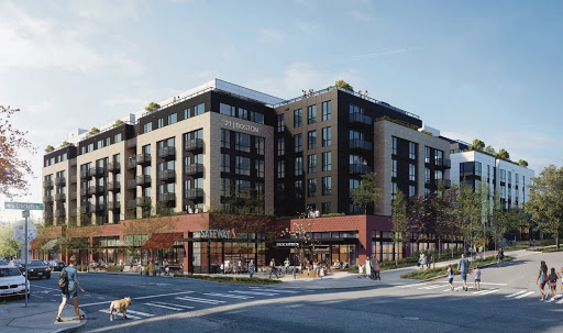 Safeway, Hewitt, Runberg Architecture Group, Queen Anne, Seattle, Cahill Equities, barrientosRYAN