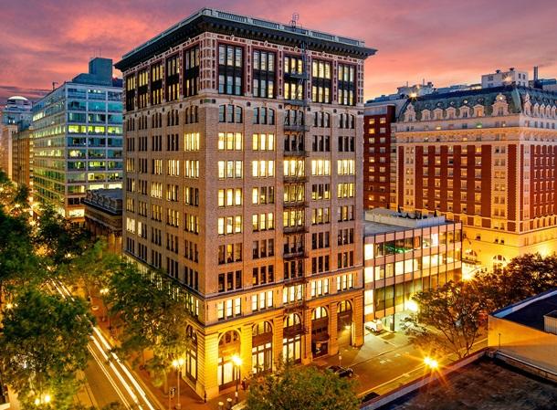 CBRE, Portland, Westport Capital Partners, Historic Bank Block