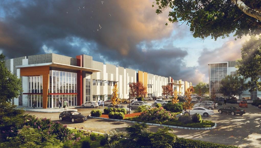 e Prato District Segale Properties Tukwila Ryan Companies Seattle Renton South Seattle Tacoma Puget Sound
