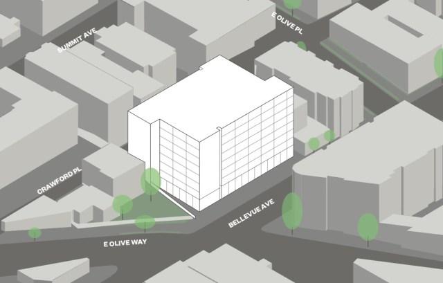 1722 Bellevue, Juno, Ennead Architects, Board & Vellum, Seattle, Capitol Hill