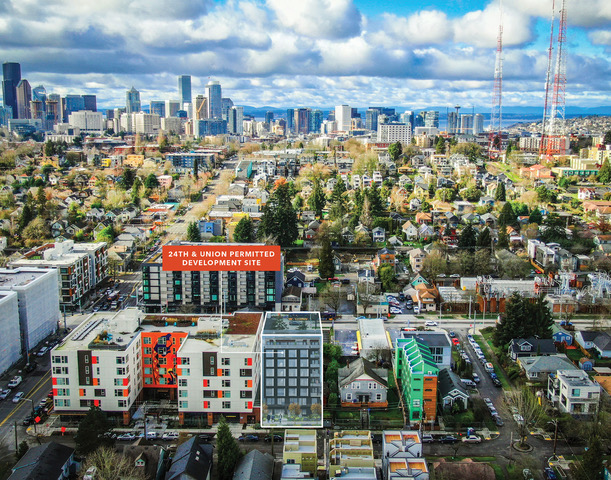Seattle, Central District, Kidder Mathews, Passive House, 24th & Union