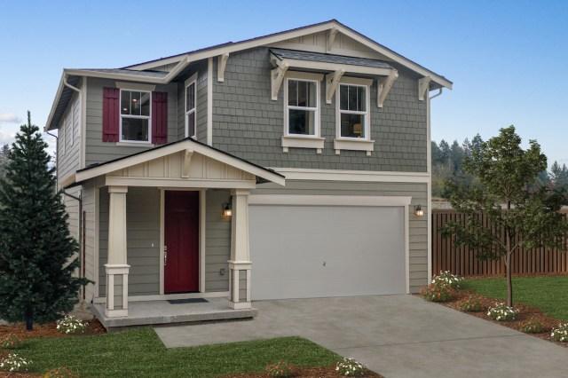 KB Home, Seattle, Aston Park, Montclaire, Bellevue, Tacoma