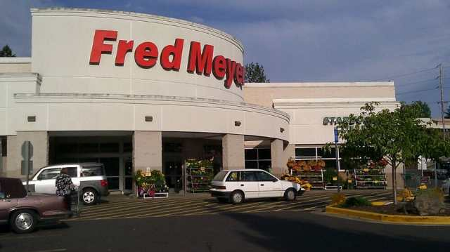Fred Meyer, Portland, Seattle, Benderson Development Company, MetLife Investment Management, Tacoma, Shoreline, Puyallup, Kroger