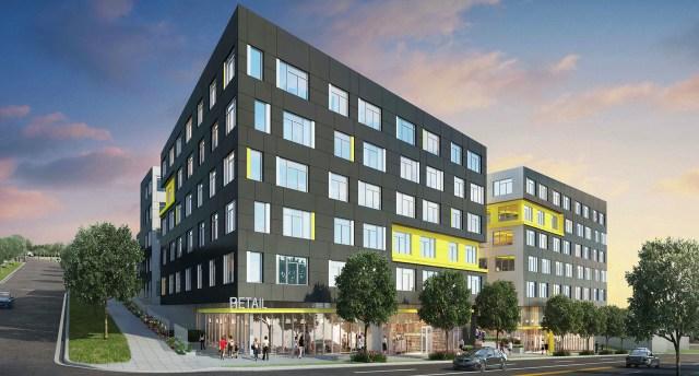 NorthMarq, Seattle, Trent Development, Hatteras Sky, Cresset-Diversified Opportunity Zone Fund II, 622 Rainier