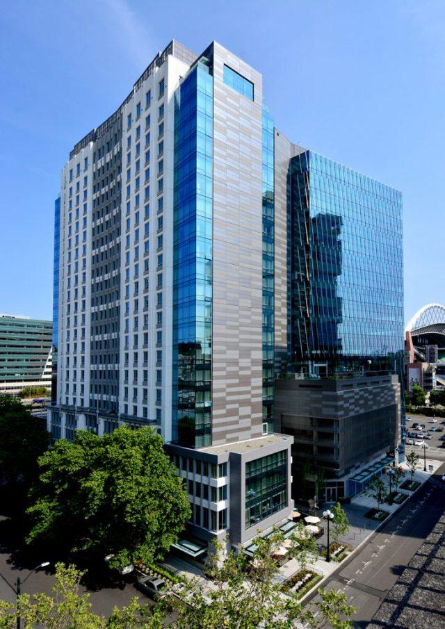 PCCP, Embassy Suites, Seattle, Cushman & Wakefield, American Life Inc.,